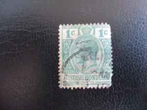 British Honduras #91 Used (M7Q1) - Stamp Lives Matter! 2