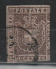 #19 Tuscany Italian State Used lot#200102-12