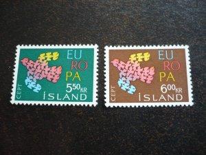 Europa 1961 - Iceland - Set