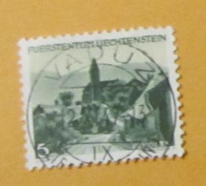 Liechtenstein - 199, Used. Bendern. SCV - $0.25