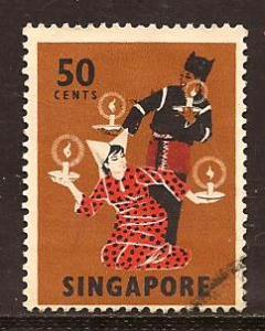 Singapore  # 93  used