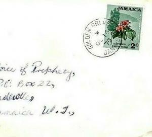 Jamaica Cover Superb *Golden Grove* Voice Prophecy {samwells-covers} 1970 CS117