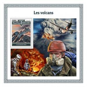 Togo 1997 MNH Star Wars Luke Skywalker Han Solo Princess Leia 1v Impf M//S Stamps