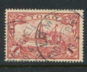 Togo (German) #16 Used