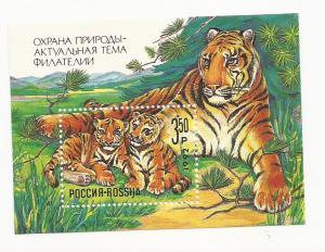 Russia 1992 - MNH - Souvenir Sheet - Scott #B185 *