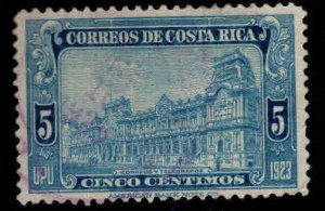Costa Rica Scott 120 Used  stamp