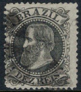 Brazil #82  CV $25.00
