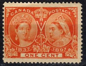 Canada #51 F-VF  Unused CV $30.00 (X3250)