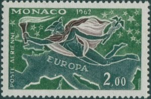 Monaco 1962 SG728 2f Europa MNH