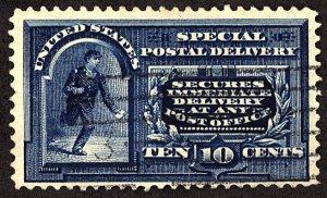 U.S. #E5 Used