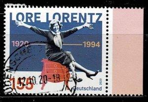 Germany 2020, Michel# 3565 used Lore Lorentz