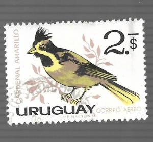 Uruguay 1963 - M - Scott #C259 *