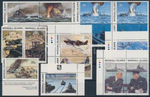 Marshall Islands stamp World War II MNH 1989 WS162858