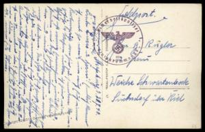 3rd Reich Germany Sicherheitspolizei Einsatzkommando 89 Strassburg Alsace 87646