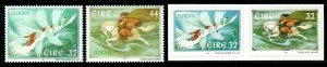 IRELAND SG1124/7 1997 EUROPA TALES AND LEGENDS MNH