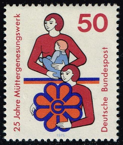 Germany #1154 Mothers' Foundation; Unused (0.65)