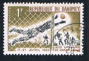 Dahomey 173 Used Goalie (BP08627)