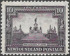 Newfoundland Scott Number 153 FVF H