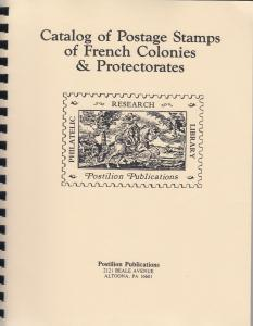 Catalog of Postage Stamps of French Colonies & Protectorates, Yvert & Tellier
