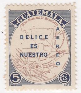 Guatemala, Sc C282, MH, 1959, Type of 1950