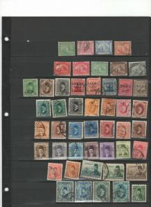 Egypt/YAR including Hejaz and more stamp collection 1 *
