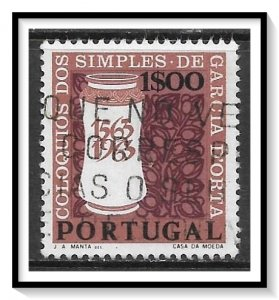 Portugal #923 Apothecary Jar Used