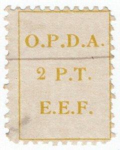 (I.B) Palestine Revenue : Ottoman Public Debt 2PT (OPDA)