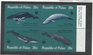 PALAU SC# 27a F-VF MNH 1983