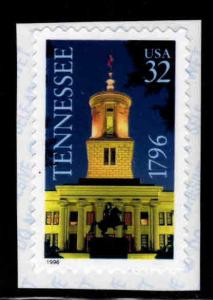 USA Scott 3071  MNH** 1996 Tennessee state stamp