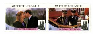 TUVALU VAITUPU 382 MNH SCV $2.00 BIN $1.25 ROYALTY
