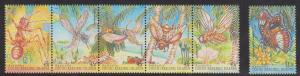 Cocos (Keeling) Islands - 1995 Insects Set VF-NH Sc. #202-3
