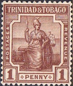 Trinidad & Tobago #14 MH
