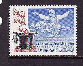 Monaco-Sc#1902-unused NH set-Grand Prix of Magic-1994-