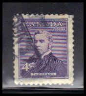 Canada Used Very Fine ZA4693