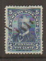 Newfoundland #85 Used