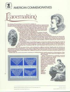 Lacemaking, Set 4