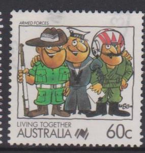 Australia Sc#1069 Used