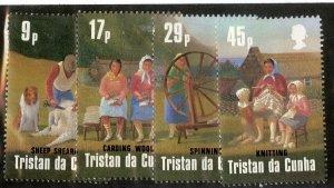 TRISTAN DA CUNHA 360-3 MNH SCV $2.15 BIN $1.15