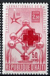 Haiti; 1958: Sc. # CB9: **/MNH Cpl. Set