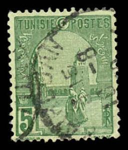 Tunisia 32b Used