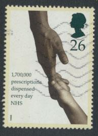 Great Britain SG 2047 Used    - National Health Service