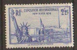 France #372 Mint