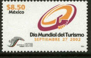 MEXICO 2293, WORLD TOURISM DAY. MINT, NH. VF.