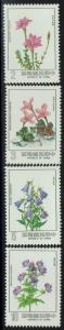China (ROC) SC# 2423 - 2426 - Mint Never Hinged - 043016