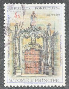 DYNAMITE Stamps: St. Thomas & Prince Islands Scott #400 – USED