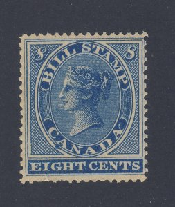 Canada MNH Revenue Bill Stamp #FB8-8c MNH Guide Value= $45.00