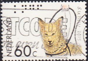Netherlands  #662 Used