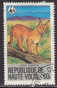 Burkina Faso 508 Caracal 1979