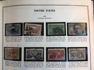 US 1893 Columian Expo 230-37 Used