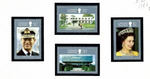 Cayman Is 506 09 MNH 1983 Royal Visit